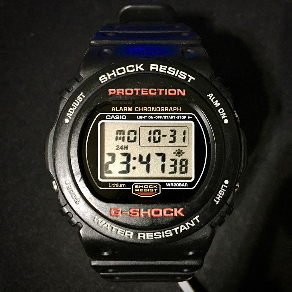 G-SHOCK DW-5700_1