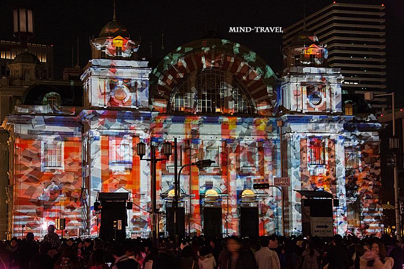 中央公会堂 光のルネサンス2016