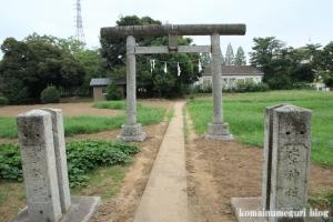 八雲神社(さいたま市西区宮前町)1
