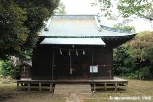 八雲神社(さいたま市西区宮前町)5