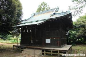 八雲神社(さいたま市西区宮前町)7