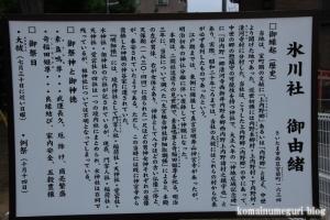 宮前氷川神社(さいたま市西区宮前町)4