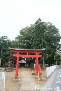 宮前氷川神社(さいたま市西区宮前町)1