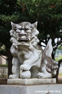 日進神社(さいたま市北区日進町)7