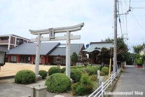 八雲神社(さいたま市大宮区大成町)1