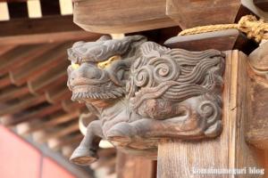 八雲神社(さいたま市大宮区大成町)8