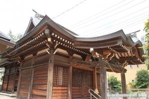 八雲神社(さいたま市大宮区大成町)10