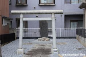 駒形神社(さいたま市大宮区三橋)1