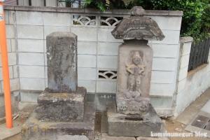 駒形神社(さいたま市大宮区三橋)3