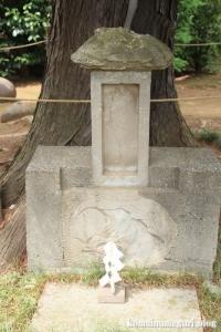 櫛引氷川神社(さいたま市大宮区櫛引町)14