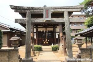 櫛引氷川神社(さいたま市大宮区櫛引町)2
