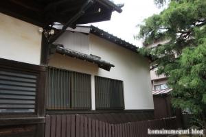 櫛引氷川神社(さいたま市大宮区櫛引町)11