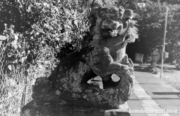 香取神社(北葛飾郡杉戸町堤根)3