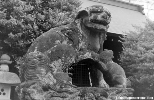 美女木八幡神社(戸田市美女木)7