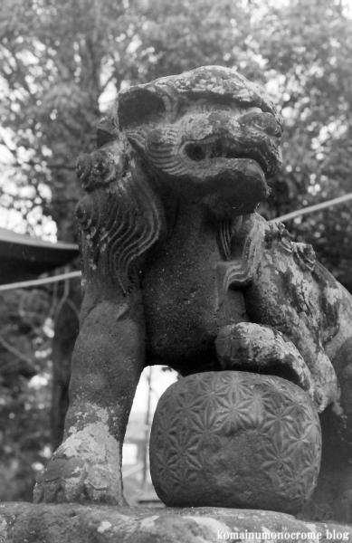 美女木八幡神社(戸田市美女木)6