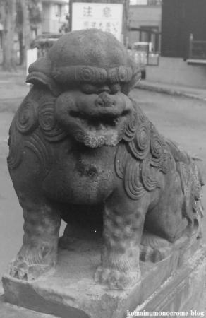 笹目神社(戸田市笹目)2