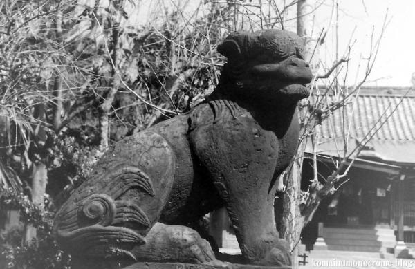 下戸田氷川神社(戸田市中央)3