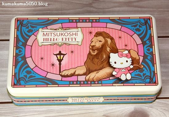 三越ライオンとキティ_1