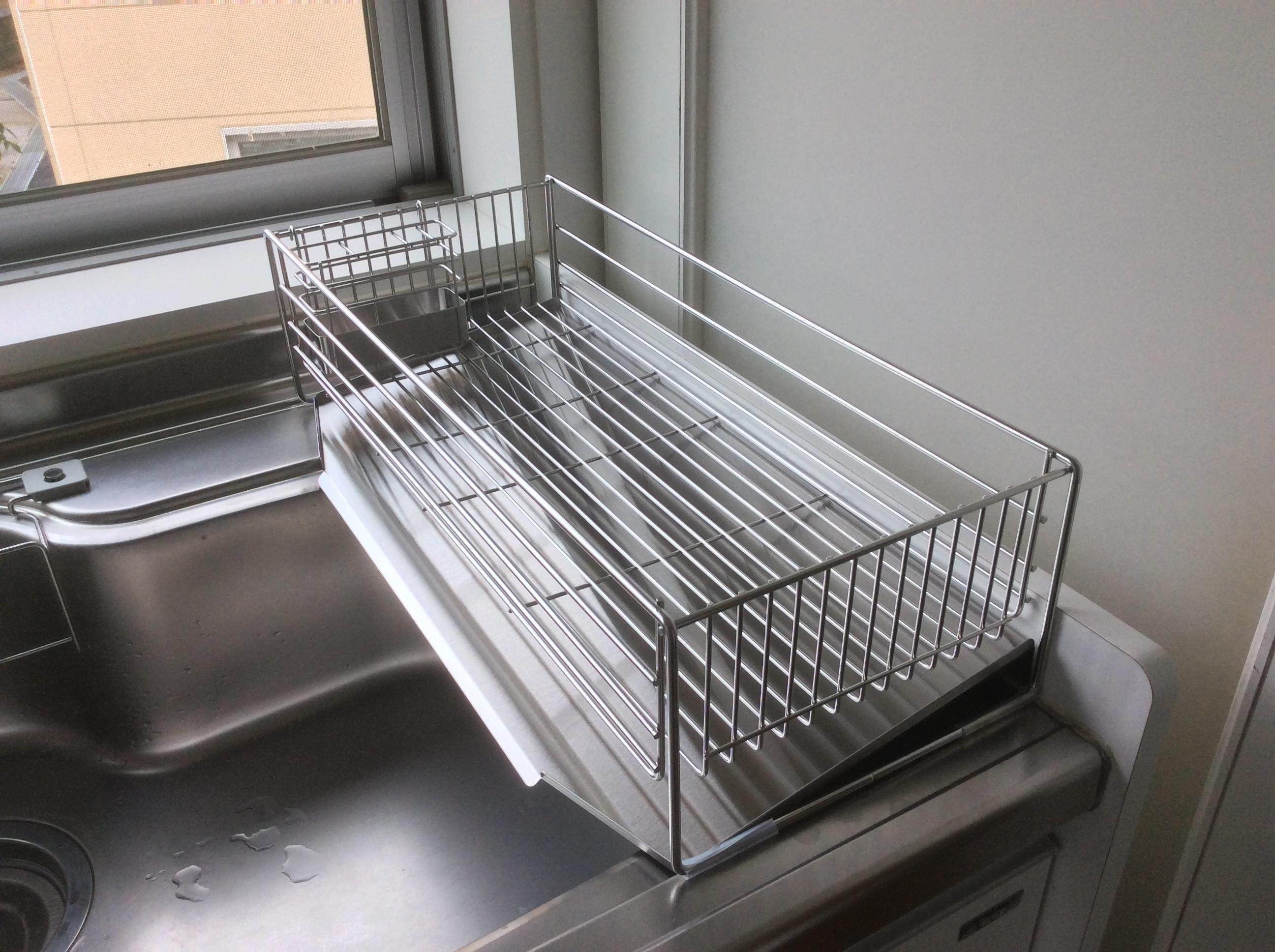 キッチン水切り (2)