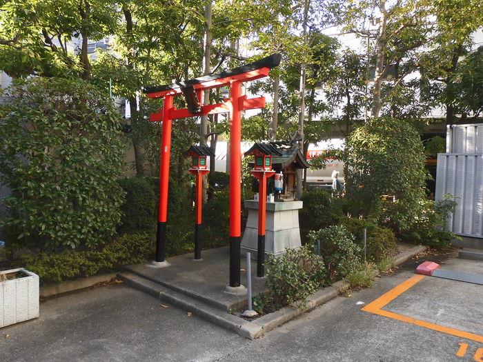 稲荷神社 -大阪市福島区福島- すてまわり