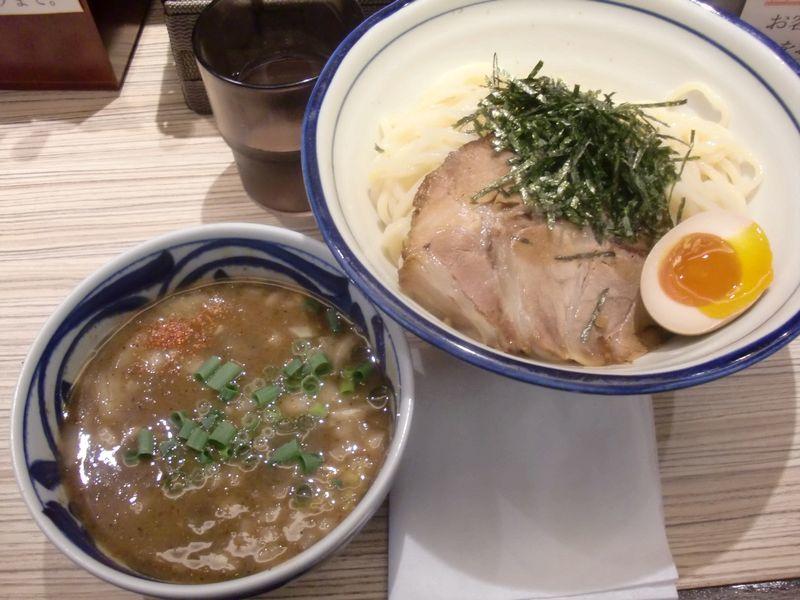 宮本@清澄白河・20161120・つけ麺