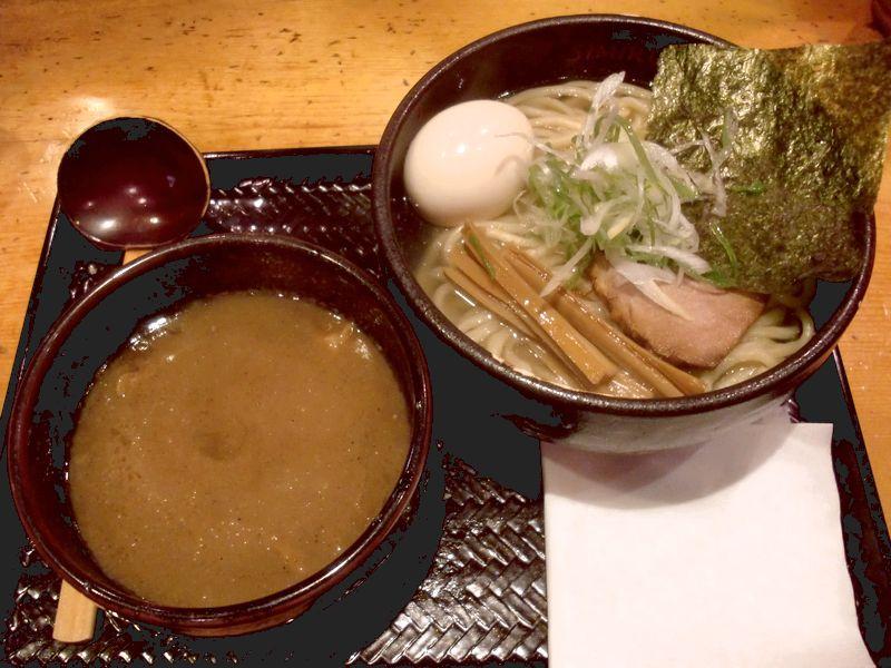しみる@目黒・20161206・ドロつけ麺