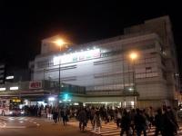 しみる@目黒・20161206・駅前