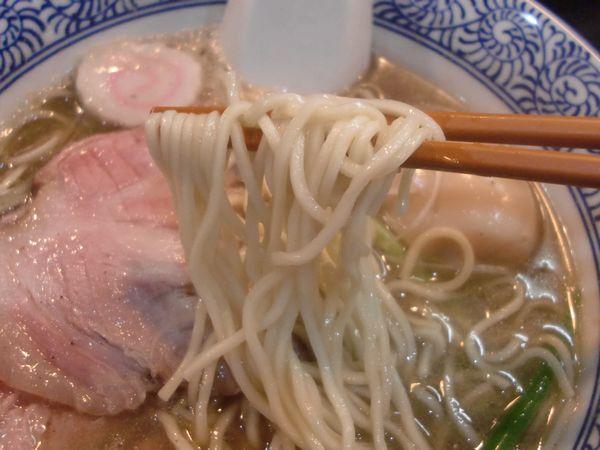 いづる@大門・20170115・麺