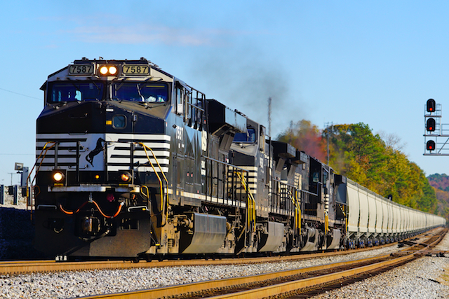 Nov2116 NS7587 new grain train 1