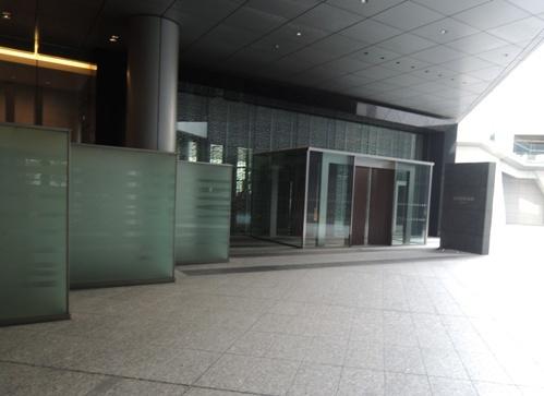 コンラッド東京 和食レストラン 「風花」で鮨ランチ