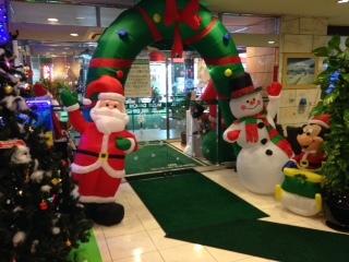 ロビークリスマス2