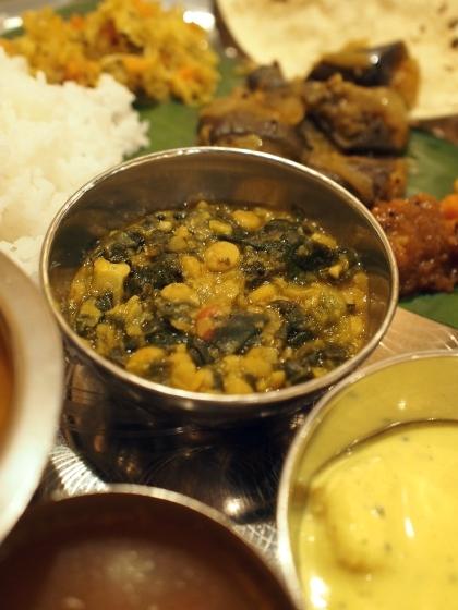ナンタラ 豆と野菜