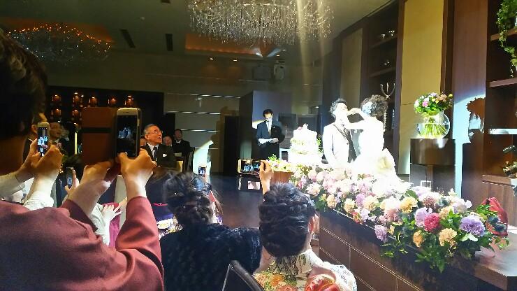 美しい花嫁になったヤングsayo