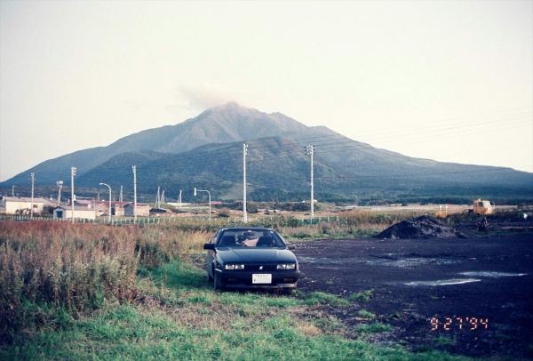 昔の利尻島