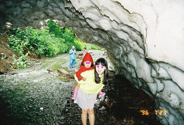 氷のトンネル2