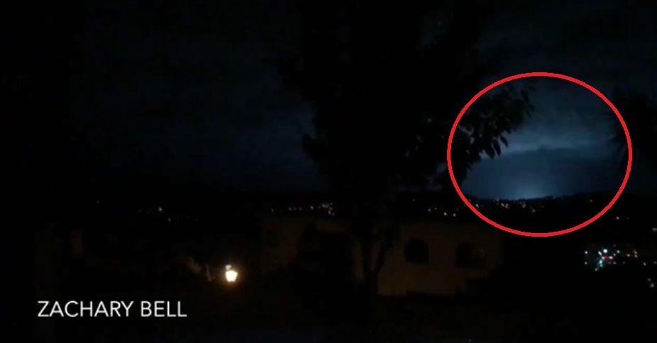 【発光現象】ニュージーランド「M7.8」の地震発生時に「空が光っていた」動画が撮影される…13日は世界各地で地震が発生