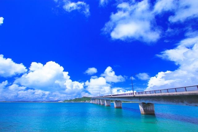 【大気汚染】沖縄本島を覆う「PM2.5」視界が悪くなるほどに…93マイクログラムを観測
