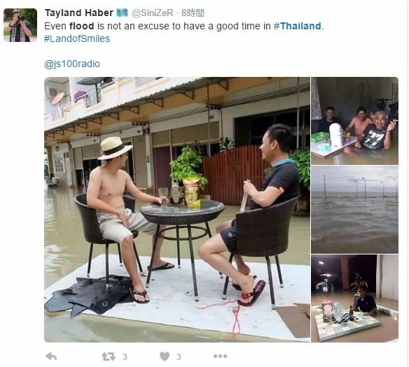 【災害】タイ南部で大洪水が発生…100万人以上が被災