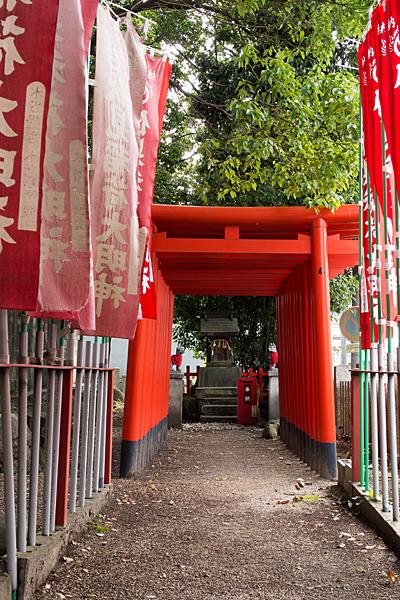 神明社稲荷社
