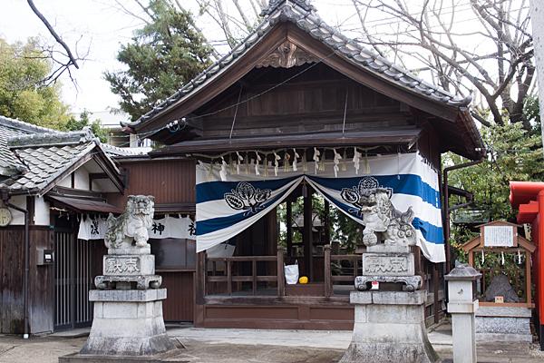 深島神社拝殿
