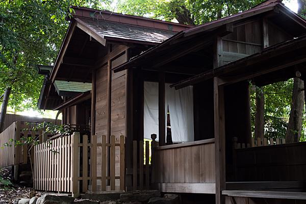 須佐之男神社社殿