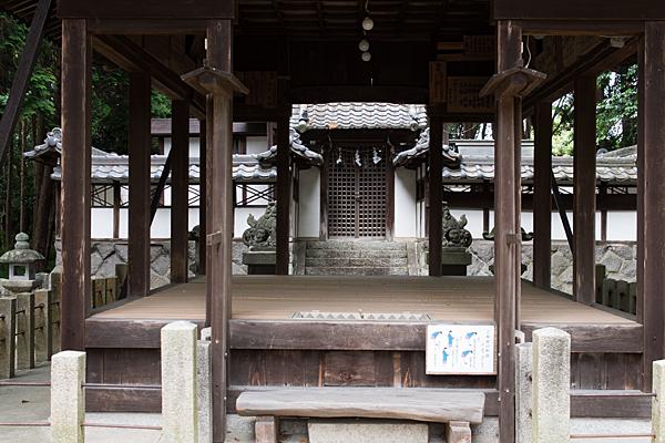 多度神社神楽殿