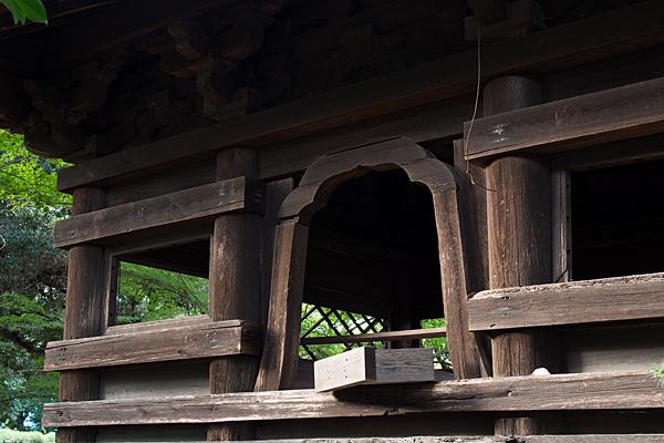 大永寺鐘楼