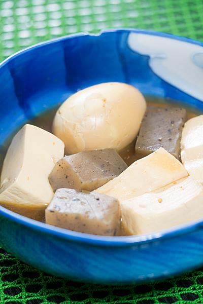 豆腐とこんにゃく