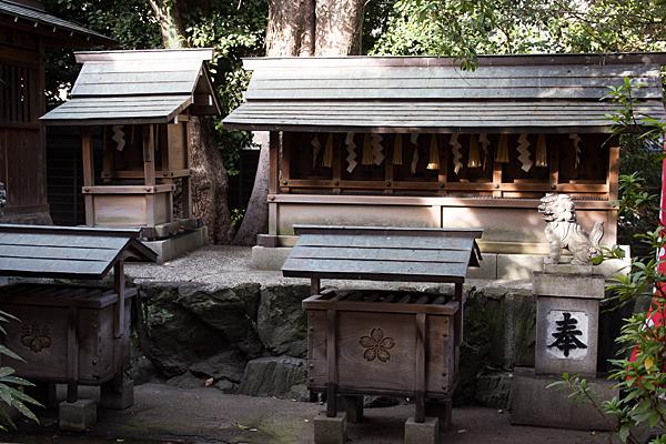 冨士浅間神社境内社