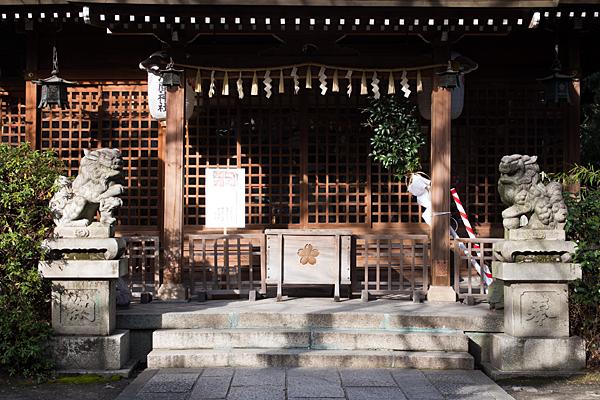 冨士浅間神社拝殿