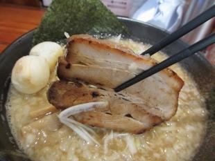 麺や来味大形 ちゃっちゃ麺 チャーシュー