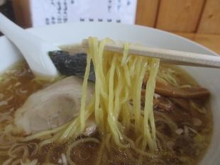 泰紋 中華ラーメン 麺