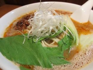 アオゾラメンポ 担々麺 具 (2)