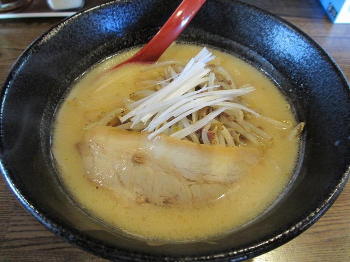 えぼし 味噌ラーメン